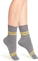 Free People Women's 'Windsor' Ankle Socks