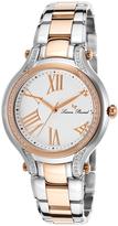 Lucien Piccard Two-Tone Elisia Bracelet Watch - Women