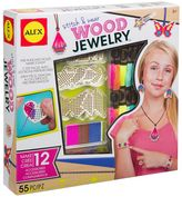 Alex Stitch & Wear Wood Jewelry Kit