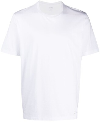 Frame round neck T-shirt