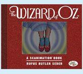 Pottery Barn Kids Wizard of Oz Scanimation
