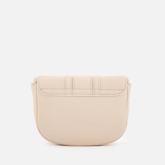 See by Chloe Women's Hana Small Cross Body Bag - Cement Beige