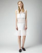 Jacquemus / horizontal band dress