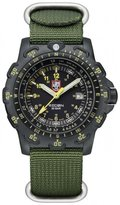Luminox Men's 8826.MI Green Nylon Quartz Watch with Dial