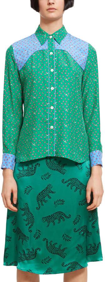 HVN Kate Western Shirt