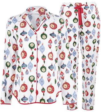 Cyberjammies Bauble Pyjama Set