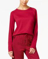 Nautica Raglan-Sleeve Pajama T-Shirt