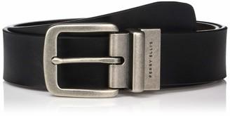 Perry Ellis Men's Porfolio Casual Reversible Belt 38mm