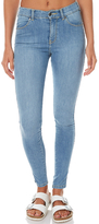 Dr. Denim Lexy High Waist Jean Blue