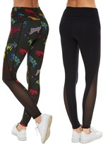 Sweaty Betty Chandrasana Reversible Yoga Leggings