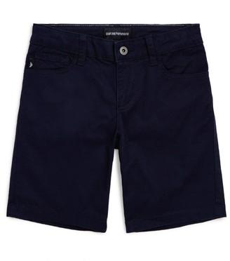 Emporio Armani Kids Classic Chino Shorts