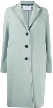 Harris Wharf London Button-Down Coat