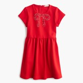 J.Crew Girls' sparkle-bow dress