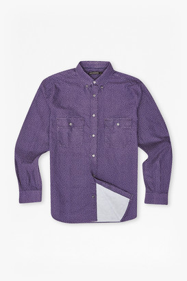 French Connection On The Road Oxford Shirt