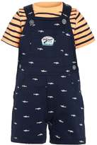 Carter's SET Print Tshirt navy