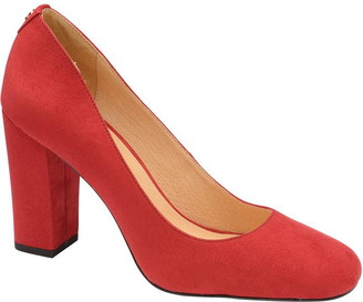 Ravel Baldwin Block Heel Court Shoes