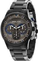 Police Gents Driver Bracelet Watch