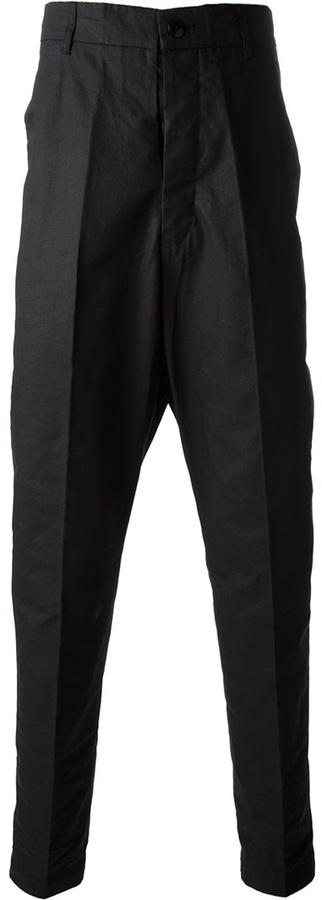 Rick Owens dropped crotch trouser