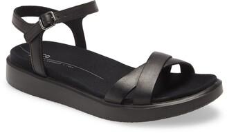 Ecco Yuma Ankle Strap Sandal