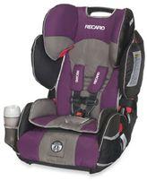 Recaro Performance Sport Booster Car Seat in Plum