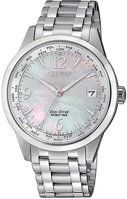 Citizen FC8001-87D Perpetual Calendar Silver