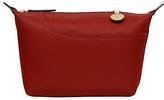 Radley Pocket Essentials Fabric Medium Pouch Bag, Paprika