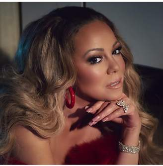 Kenneth Jay Lane Mariah Carey In The Large Polished Gold Ends Hoop Pierced Earrings