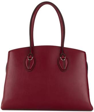 Tod's central pouch tote
