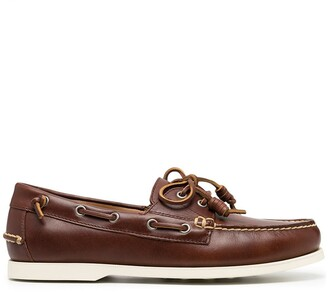 Polo Ralph Lauren Merton lace-up loafers