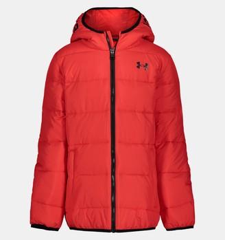 Under Armour Boys' UA Pronto Puffer Jacket