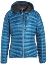 Haglöfs ESSENS III Down jacket blue fox/magnetite