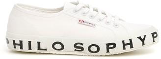 Philosophy di Lorenzo Serafini Superga Lettering Sneakers