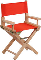 Asstd National Brand Directors Kids Chair