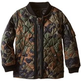 Burberry Benjamin Quilted Jacket Boy's Coat