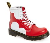 Dr. Martens Toddler Girl's Delaney Heart Boot