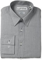 Nick Graham Men's Check Dress Shirt