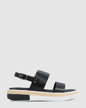 EOS Women's Black Sandals - Leader - Size One Size, 39 at The Iconic
