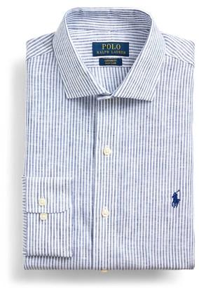 Ralph Lauren Custom Fit Linen Shirt