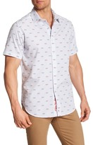 Robert Graham Graceland Short Sleeve Classic Fit Shirt