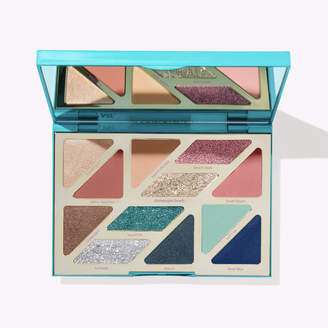 Rainforest of the Sea high tides & good vibes eyeshadow palette