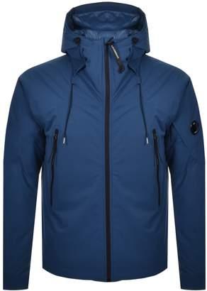 C.P. Company C P Company Padded Soft Shell Jacket Blue