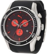 Puma Men's Ride XL Chronograph and Red Watch PU102651001