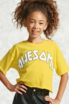 Forever 21 FOREVER 21+ Girls Awesome Tee (Kids)