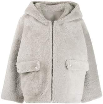 Liska hooded jacket