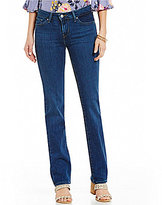 Levi's 714 Woven Stretch Straight-Leg Jeans