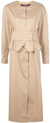 Sies Marjan Leah Buttonfront Dress