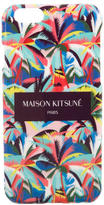 MAISON KITSUNÉ Tropic Print iPhone 6 Case