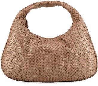 Bottega Veneta Veneta Intrecciato Large Hobo Bag