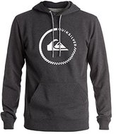 Quiksilver Men's Big Logo Hood Fleece Top