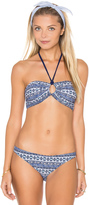 Somedays Lovin Riveria Bandeau Bikini Top